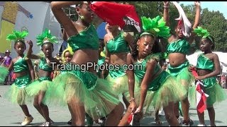 2 of 3, Sesame Flyers, Junior Carnival 2012 in Brooklyn New York,