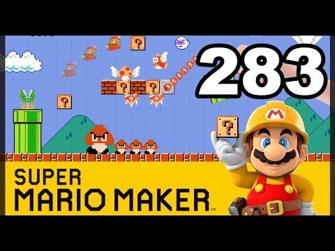 Super Mario Maker (WiiU): Ep #283 - Challenge All'ultimo Secondo - Gameplay Ita