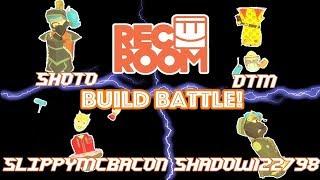 المتاحة في الغرفة بناء المعركة! [فريق] [BB Ep. 1] #RecRoom