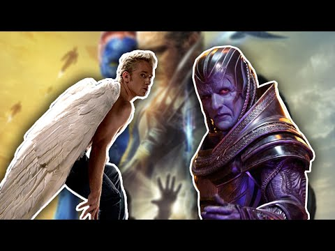 8 X-Men Characters Most SHAFTED By The Movies