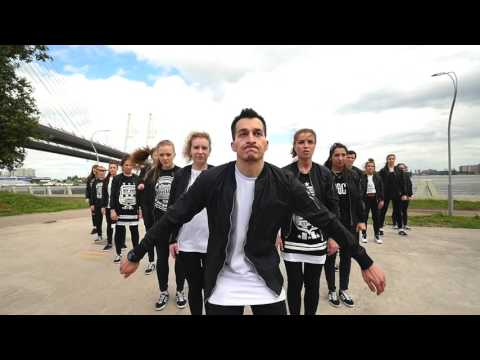 Eva Simons Ft Sidney Samson – Bludfire Choreography Yakov158crew
