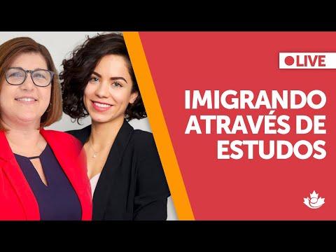 Imigrando através do estudo