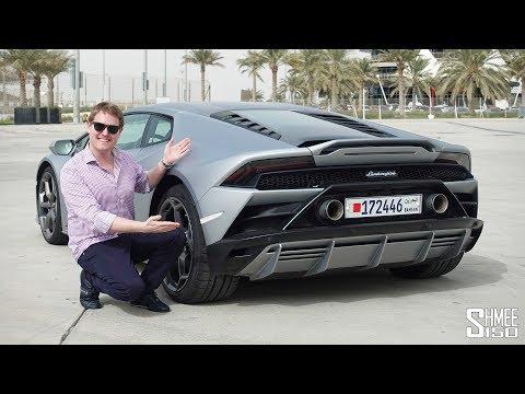 THIS is the New Lamborghini HURACAN EVO! | FIRST DRIVE