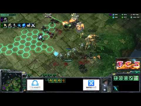 TCS #87: [PvT] MaNa vs GoOdy - StarCraft 2 ita