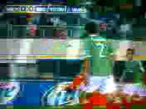 Gol 1 Pablo Barrera