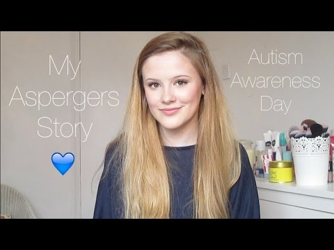 My Aspergers Story | Autism Awareness Day 2016 | Rhiannon Salmons