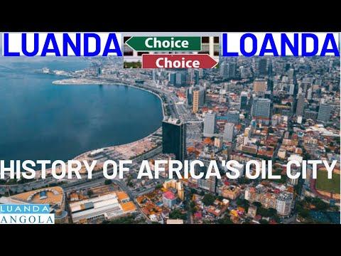 LUANDA. Inside Africa's Billion Dollar City. Untold History. Discover and Visit Luanda Angola Today