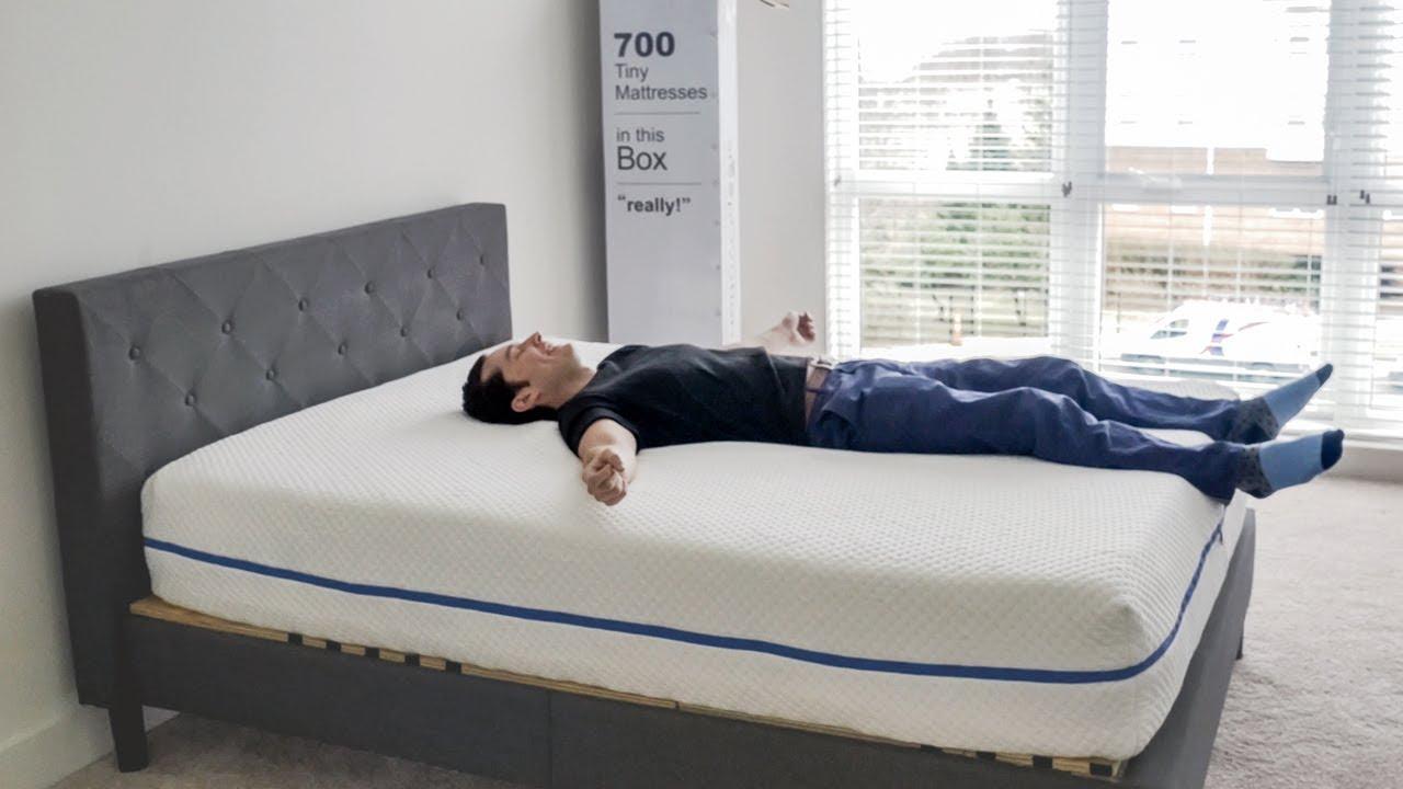 SleepOvation 700 Tiny Mattress