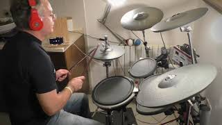 SISTER SLEDGE  - Lost in Music - drum cover