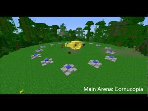 how to add hunger games servers on minecraft