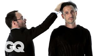 Tom Ford Teaches a 38-Year-Old How to Wear a Tuxedo |  Project Upgrade | GQ