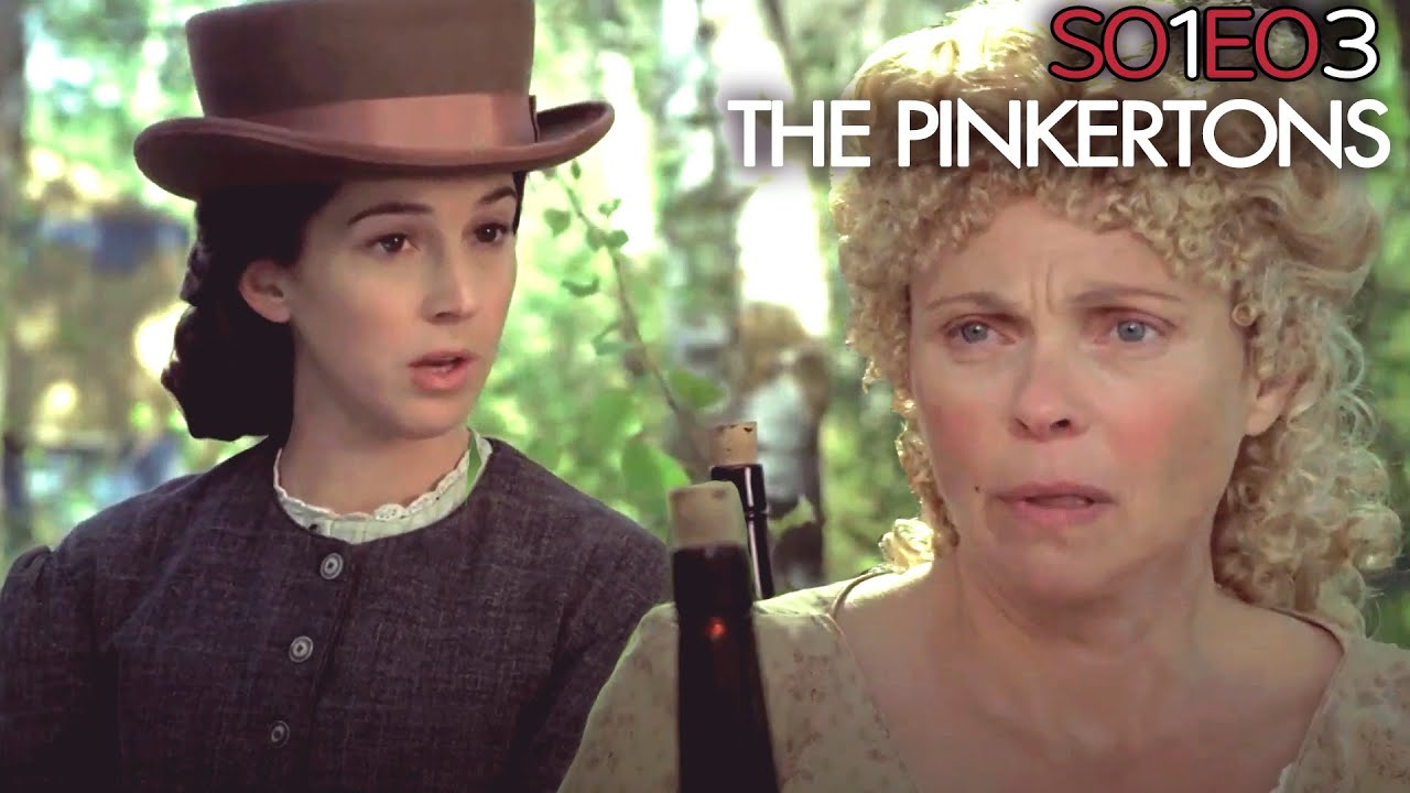 The Pinkertons   The Play's the Thing   S01 EP03   All Drama