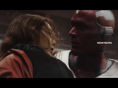 Heartburn [Vision/Wanda