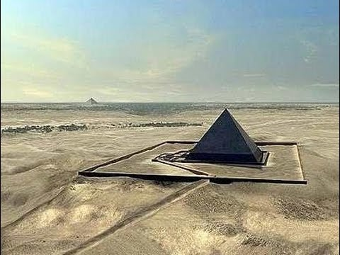 Did One Of The Egyptian Pyramids Explode 12,000 Years Ago?