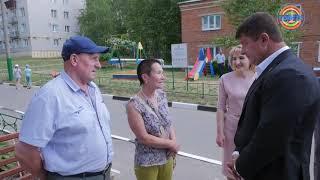 Власти проконтролируют ремонт подъездов в городском округе Солнечногорск