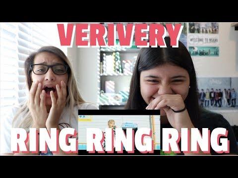VERIVERY '불러줘 (Ring Ring Ring)' MV REACTION!!!