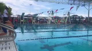 Survival Swim Swimmer finals 2018