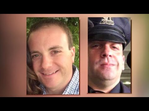2 NYPD officers -- one a groom on his wedding day -- killed in car crash