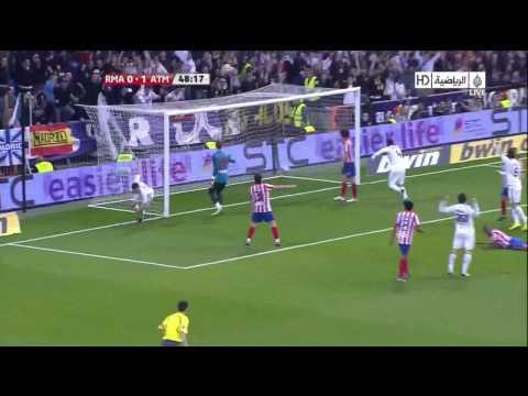 Real Madrid vs Atletico Madrid 3-2 28/03/10 (HD)
