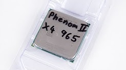 Phenom II X4 965 - How does it hold up with modern games?