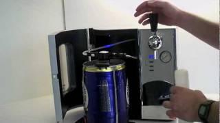 EdgeStar - TBC50S Mini Kegerator - Non-pressurized Keg Setup thumbnail