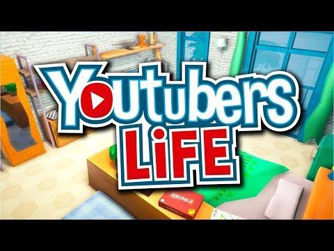 YOUTUBERS LIFE - Ganhei 3 mil inscrito em um dia no canal novo #02