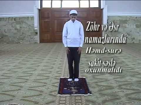 ▶ Namaz qilmaq qaydasi   YouTube 360p