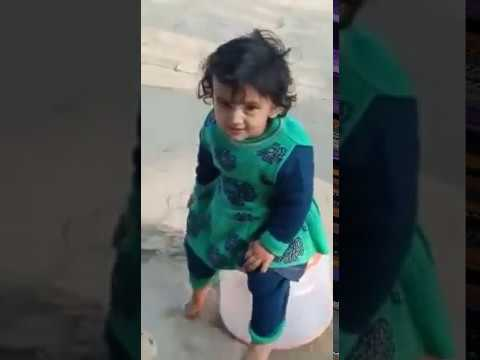 Even a little girl has high Josh & Patriotism | Defence Taiyari