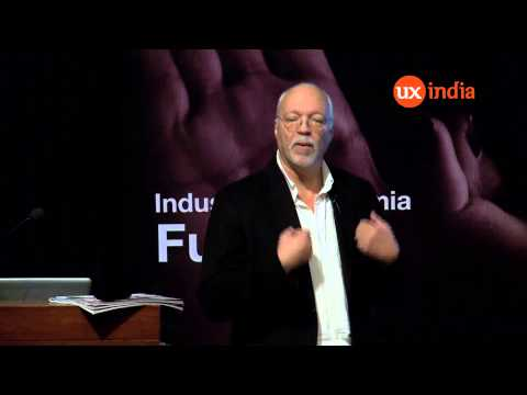 Marc Retting at UXINDIA2014: THE ANCIENT JOURNEY OF CREATIVITY AND THE BLIND SPOT OF INDUSTRY