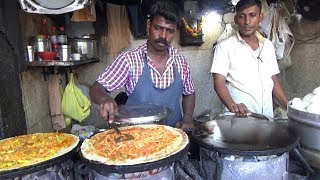 Yammi Chinese Maggi Dosa | Cheese Dosa | Mumbai Indian Street Food