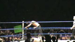 WWE Jeff Hardy pins Edge!