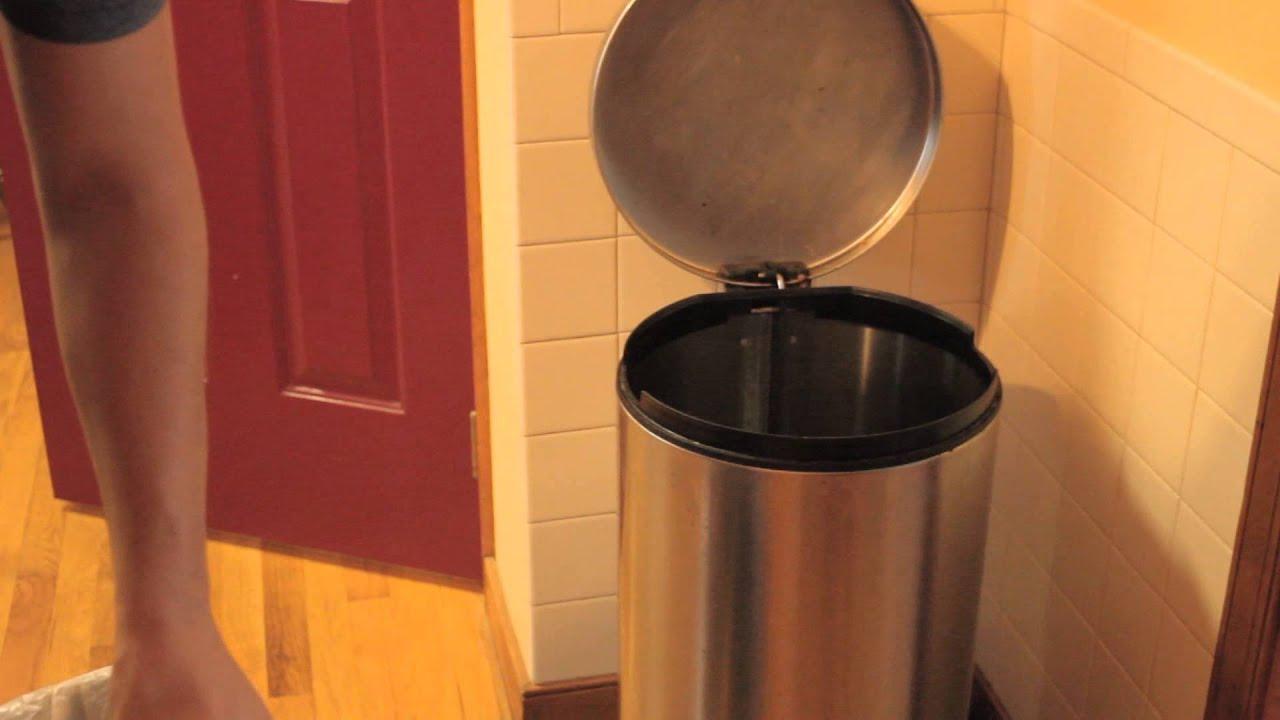 Simplehuman Rectangular Trash Can