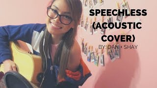 Speechless (Acoustic Cover) by Dan + Shay - Alecza Marie Video