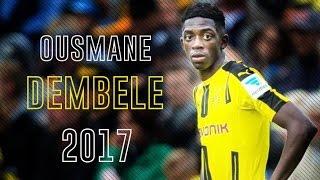 Ousmane Dembele - Crazy Skills & Goals | 2016/17 HD
