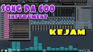 Kejam - Dangdut FL Studio Korg PA 600