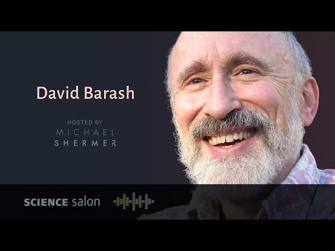 Dr. David P. Barash — Human Nature Through A Glass Brightly (SCIENCE SALON # 44)