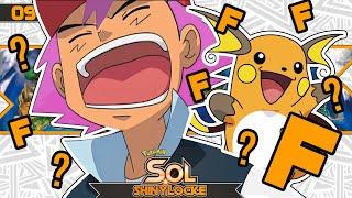 Pokémon Sol Shinylocke Ep.9 - EL POKÉMON DOMINANTE QUE ME DEJARÁ EL PELO ROSA??? YA HE PERDIDO???