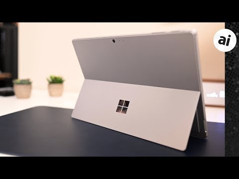 I Ditched My IPad Pro For The Surface Pro 6! (But Only Made It A Week!)