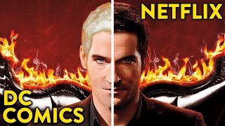 Lucifer: 10 Differences Between The Series and The DC Comics | OSSA Movies