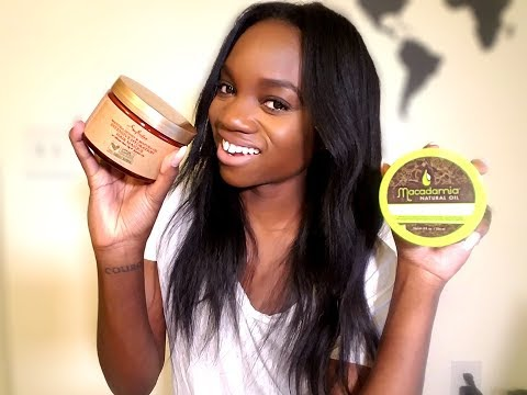 UPDATED Best Deep Conditioners for Relaxed Hair 2018 | HIGHLY REQUESTED