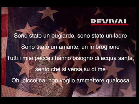 EMINEM - River (feat. Ed Sheeran) Traduzione Italiana