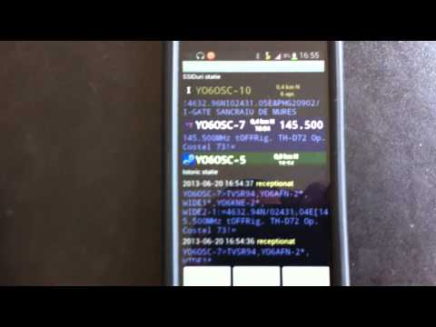 Aprs On Android To Radio Interface