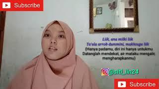 Albi Nadak Lirik (Cover by Siti Hindun)