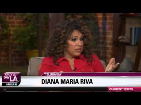 Diana Maria Riva - Good Day LA 2-8-16