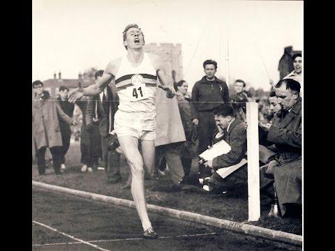 Roger Bannister Rompió record de la milla en 1954
