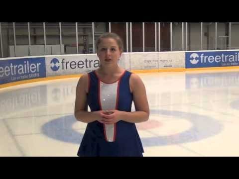 Ice Skating Tutorial for Intermediate Skaters
