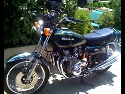 kawasaki z 900 1976 youtube. Black Bedroom Furniture Sets. Home Design Ideas