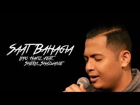 Free Download Ippo Hafiz Feat. Sheryl Shazwanie - Saat Bahagia #akustar Mp3 dan Mp4