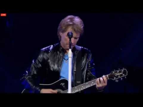 Bon Jovi - (You Want To) Make A Memory(Live Cleveland 2013 ENCORE)