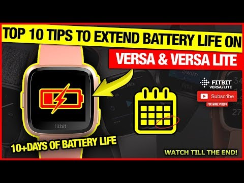 top-10-tips-to-extend-battery-life-upto-10+-days-for-fitbit-versa/versa-lite/versa-2